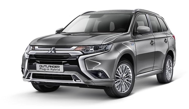 Mitsubishi Outlander Plug In Hybrid Farben Welche Lackierung Sieht Gut Aus Carwow De