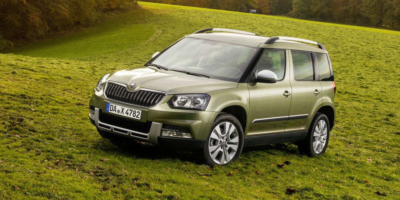 skoda yeti outdoor test technische daten preis carwow. Black Bedroom Furniture Sets. Home Design Ideas